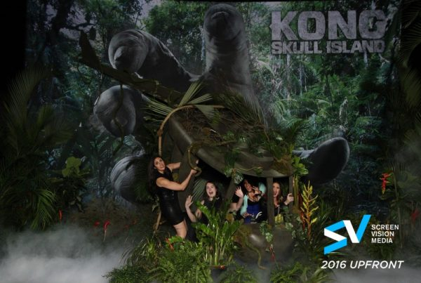 ScreenVision Media Upfront: King Kong