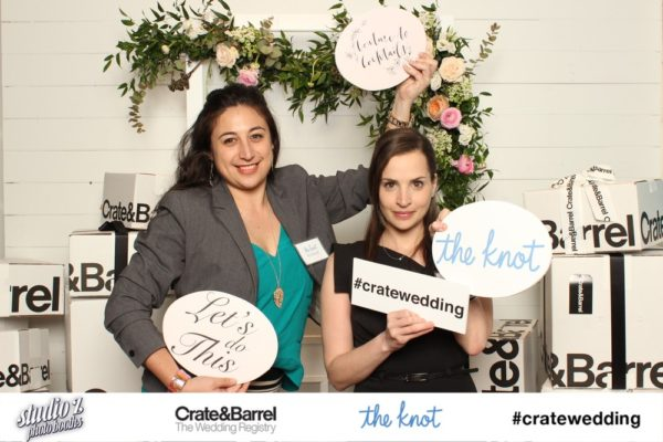 Couture to Cocktails: Hosted by Crate&Barrel & The Knot