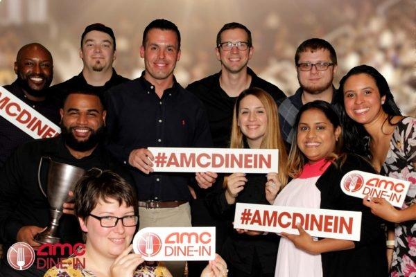 AMC Dine-In Hackensack Grand Opening