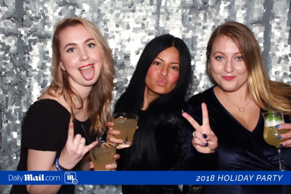 Daily Mail Staff Holiday Party