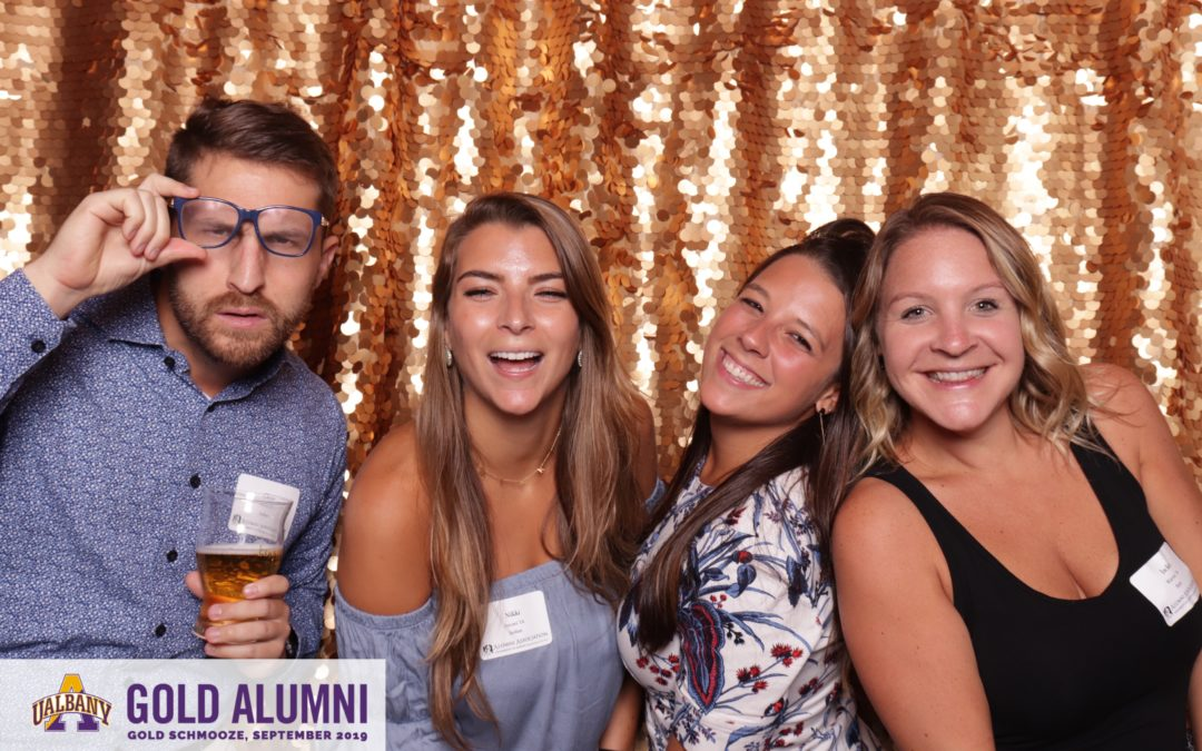 University of Albany: Gold Schmooze 2019