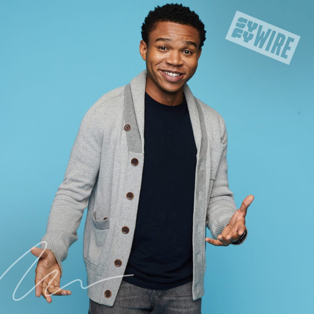 New York Comic Con SYFY Wire Photo Activation