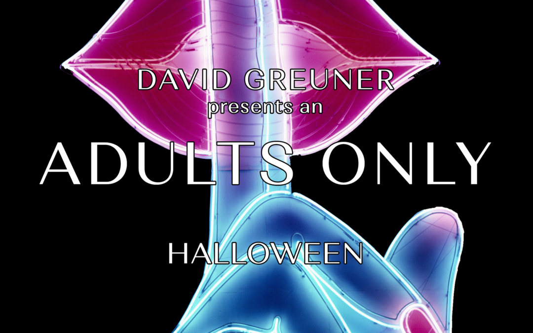 David Greuner's Halloween Party