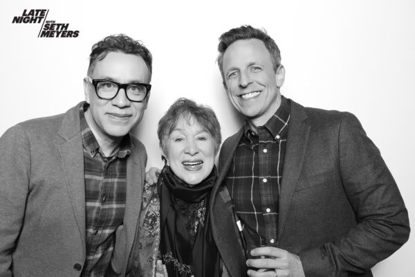 Late Night with Seth Meyers Holiday Party