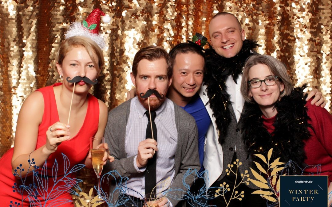 Shutterstock Holiday Party