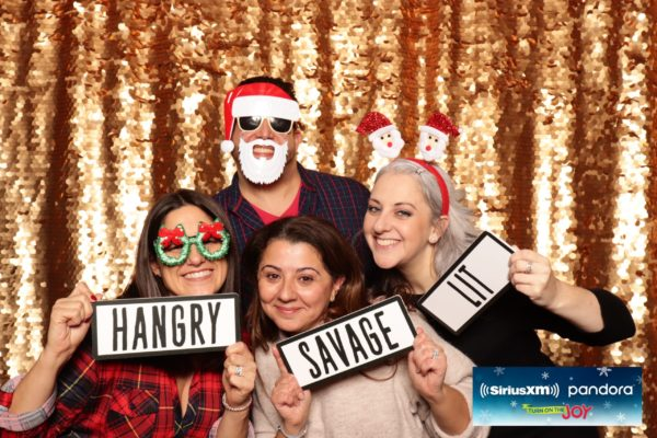 SiriusXM Pandora Holiday Party