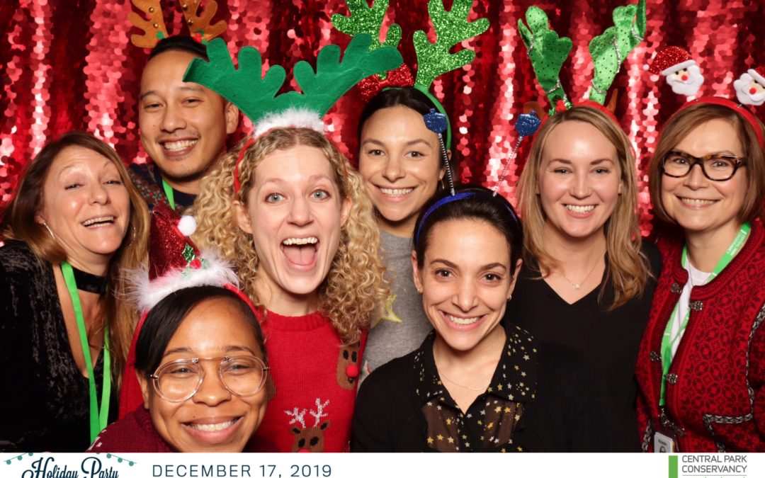 Central Park Conservancy Holiday Party