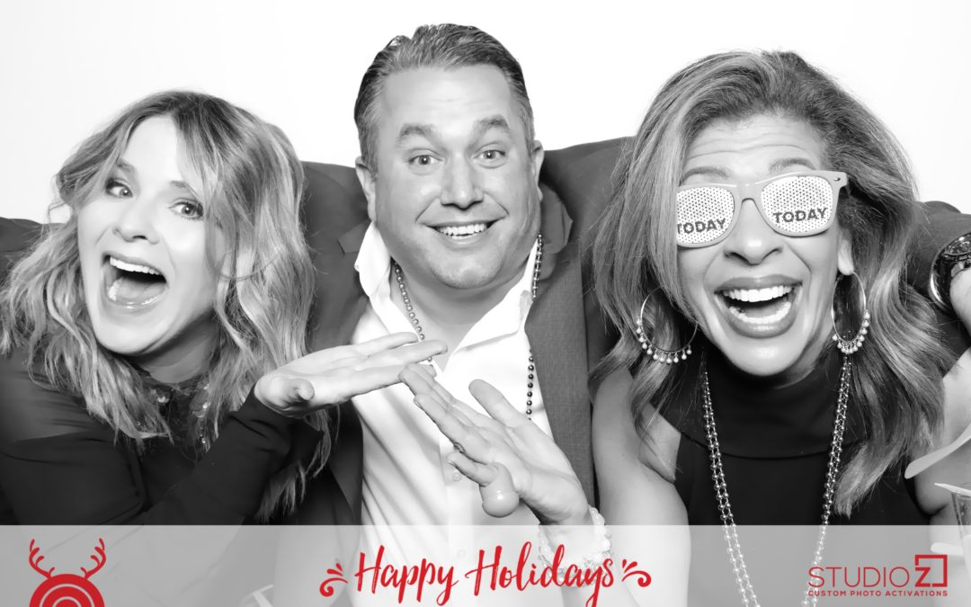 Today Show Holiday Party